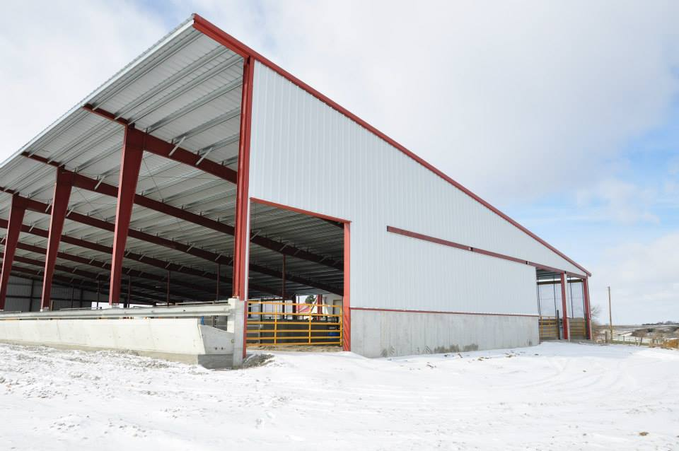 New Cattle Barns - New Modern Concepts